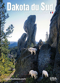 South Dakota Travel Guide, French