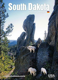South Dakota Travel Guide, German