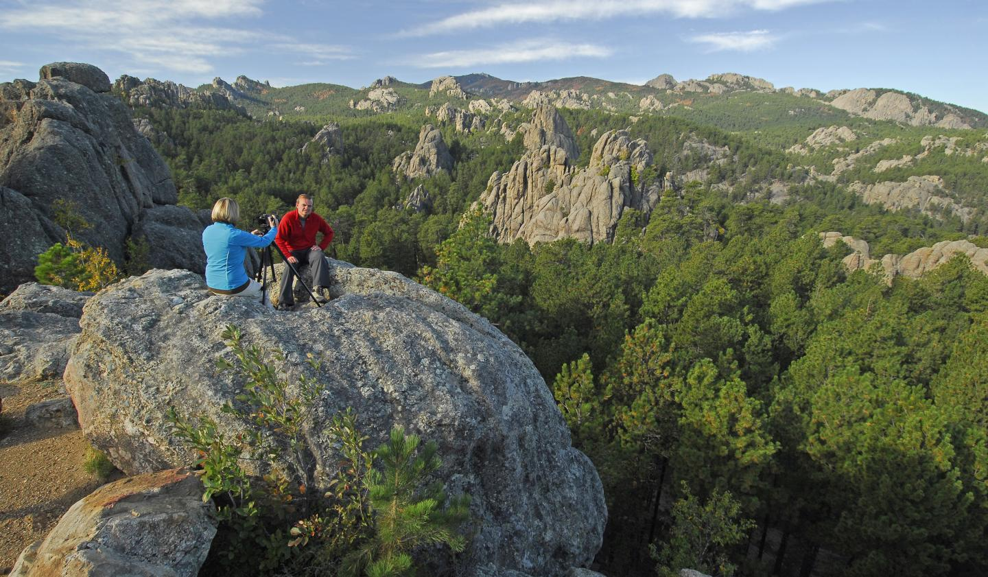 Black Hills hiking