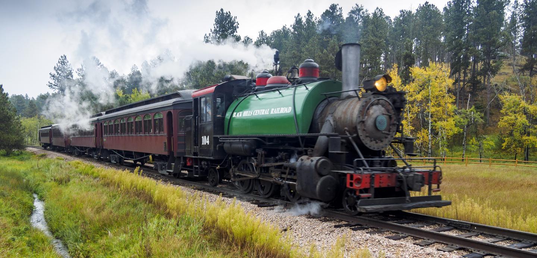 1880 Train/Black Hills Central Railroad