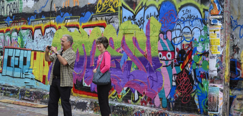 Art Alley, Rapid City