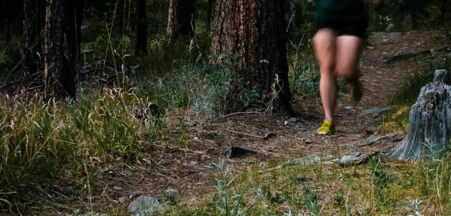 Trail Running, RootsRated