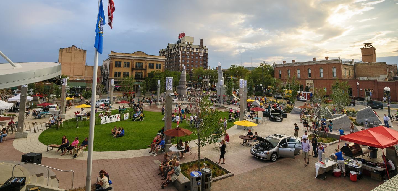 Main Street Square, Rapid City