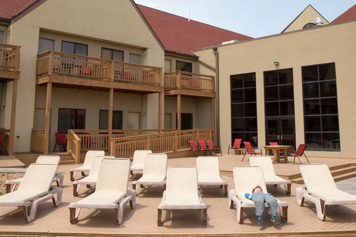 Cedar Shore Resort, Oacoma
