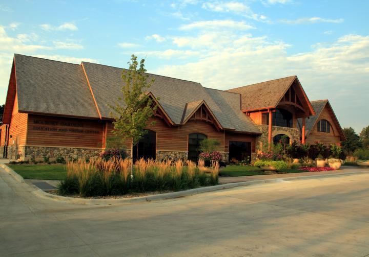 Mccrory Gardens South Dakota Travel Tourism Site