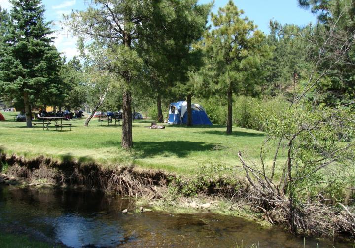 Crooked Creek Campground Amp Resort South Dakota Travel