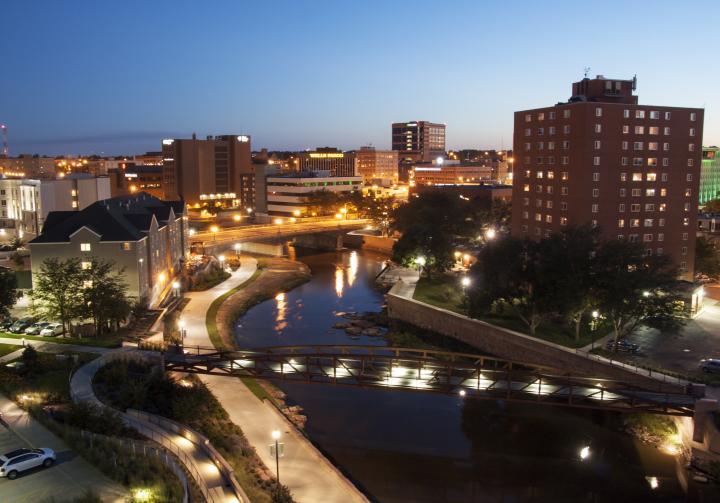 sioux falls convention and visitors bureau cvb south
