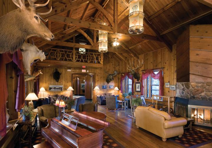 Sylvan Lake Lodge South Dakota Travel Amp Tourism Site