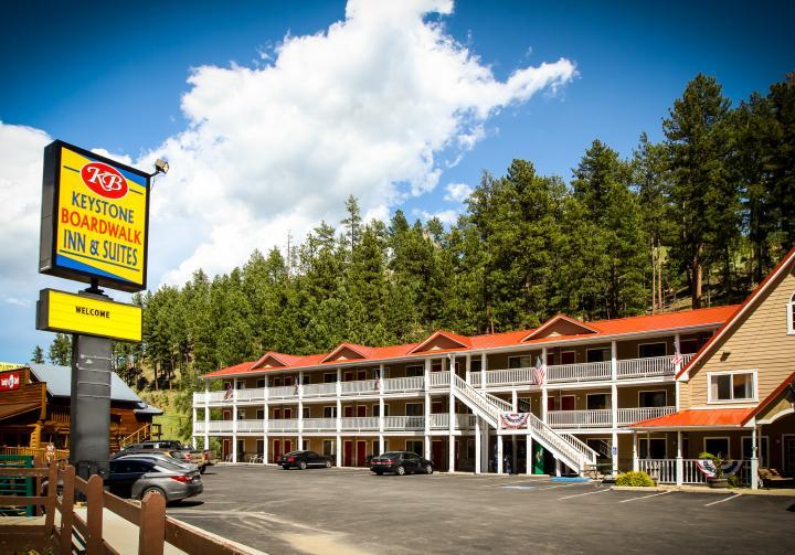 Keystone Boardwalk Inn Amp Suites South Dakota Travel