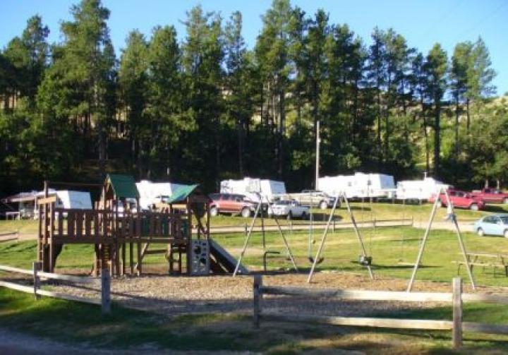 Spokane Creek Cabins Amp Campground South Dakota Travel