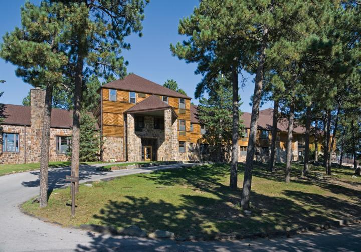 Sylvan lake lodge south dakota travel tourism site for Cabins near custer sd